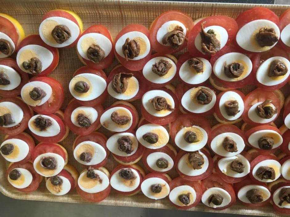 Maandag 28/8: Wienerschnitzel met toebehoren