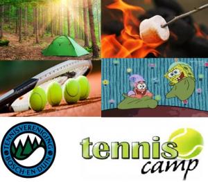 TVBD Jeugd Tenniskamp 2018