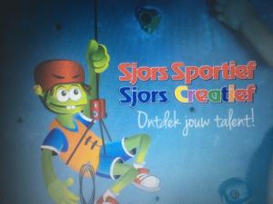 Sjors Sportief bij TVBD
