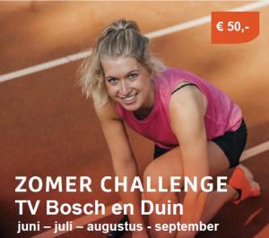 Zomer challenge 2021