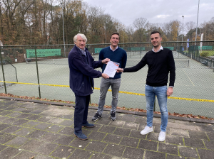 Contract TVBD - The Tennis Factory