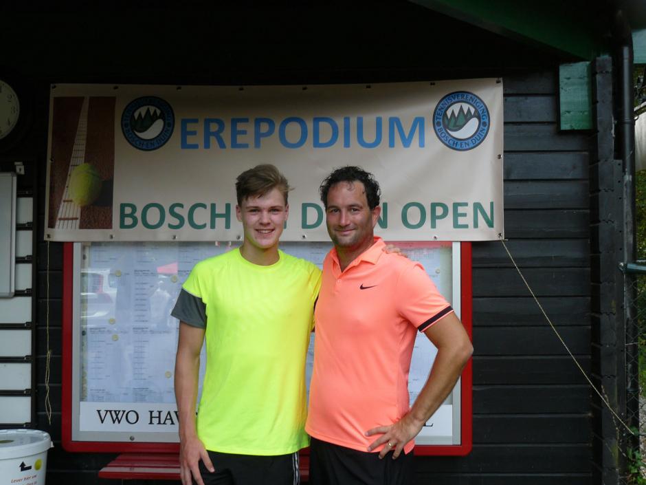 TVBD OT 2018 - HE F: 1e Bas Hamers - 2e Justin Battermann