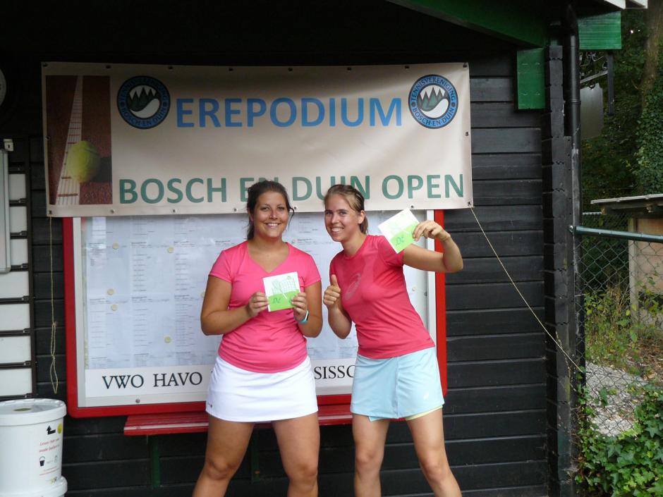 TVBD OT 2018 - DE C: 1e Josien Boetje - 2e Elise van Mulligen