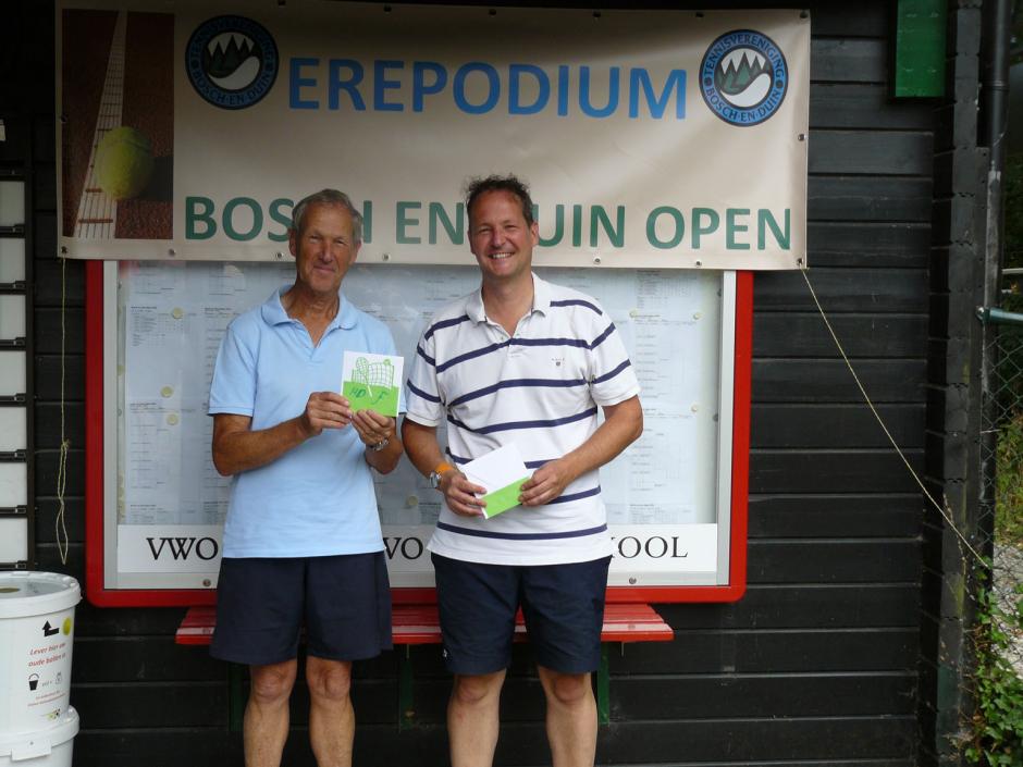 TVBD OT 2018 - HD F: 1e Bart en Martijn van Beusekom