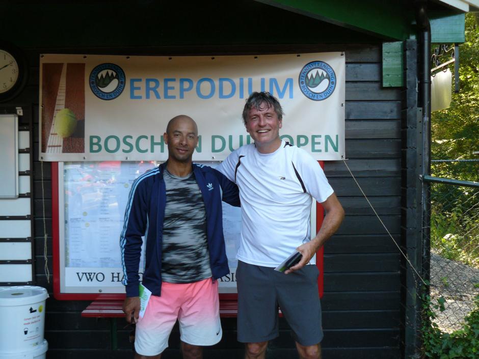 TVBD OT 2018 - HD 35+ B: 2e Matthijs Bos en Ralph Frowijn