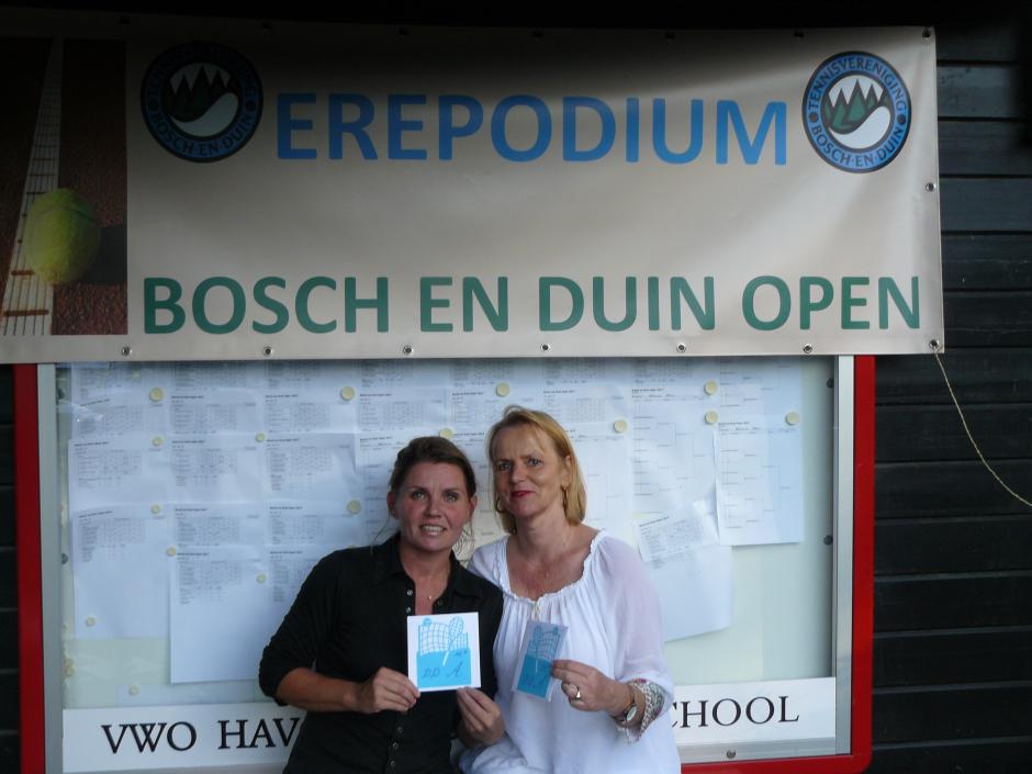 DD 35 A Aranka Battermann en Froukje Kremer