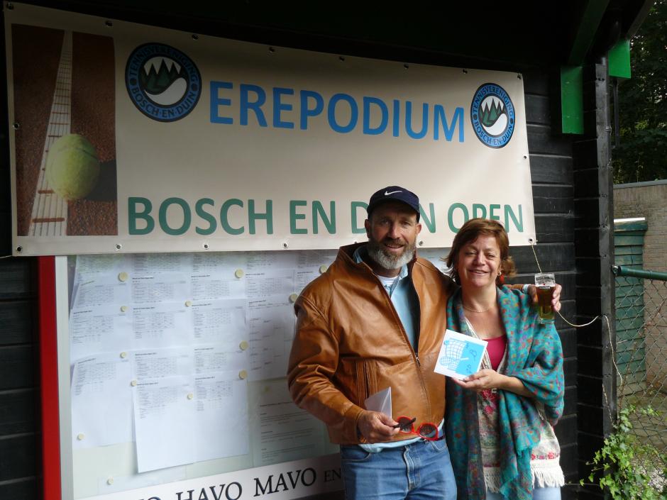 GD 35 B Nathalie Ijsseldijk en Coenraad de Roij