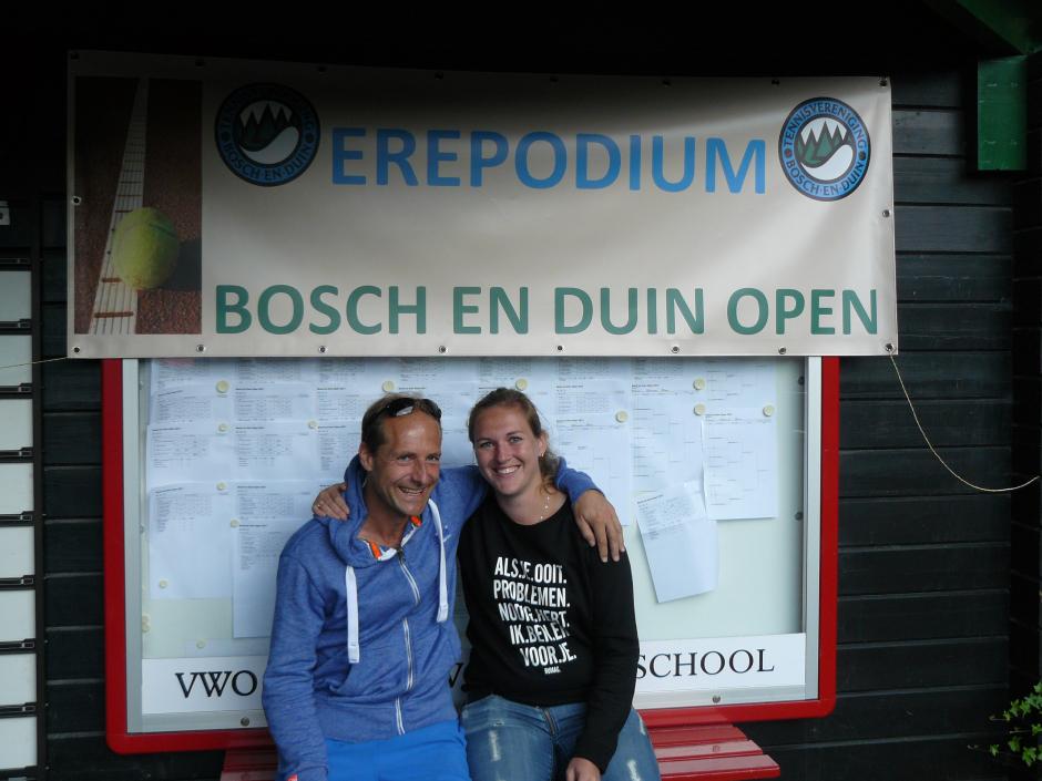 GD B 2 Dion Battermann en Willemijn van Zwetselaar