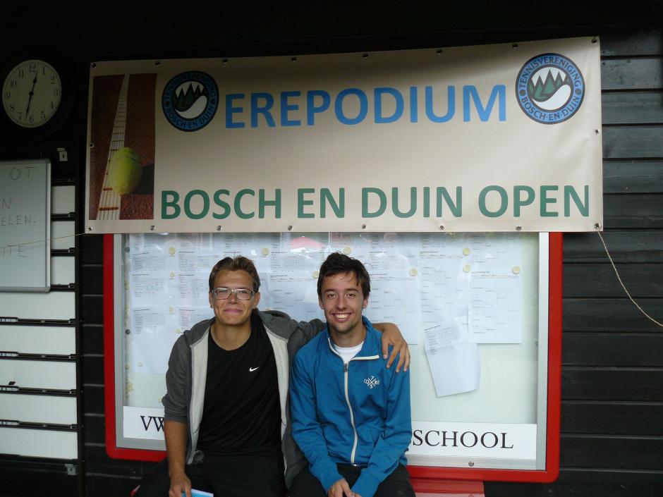 HD B Robbin van Beijnhem en Wesley Nieuwendijk