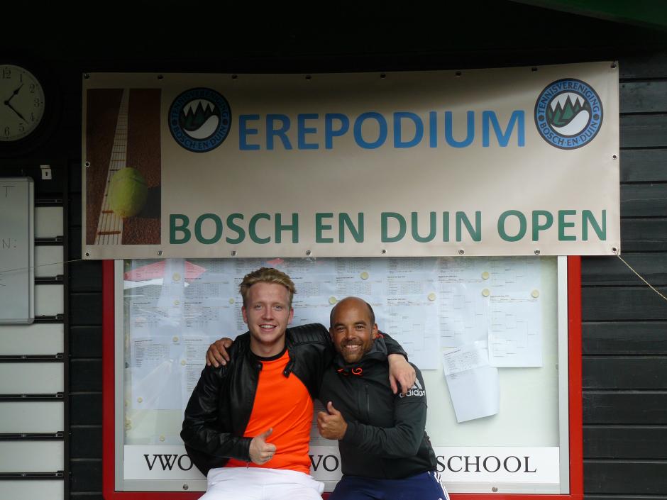 HD D 1 Duncan Day en Cyril Teissier