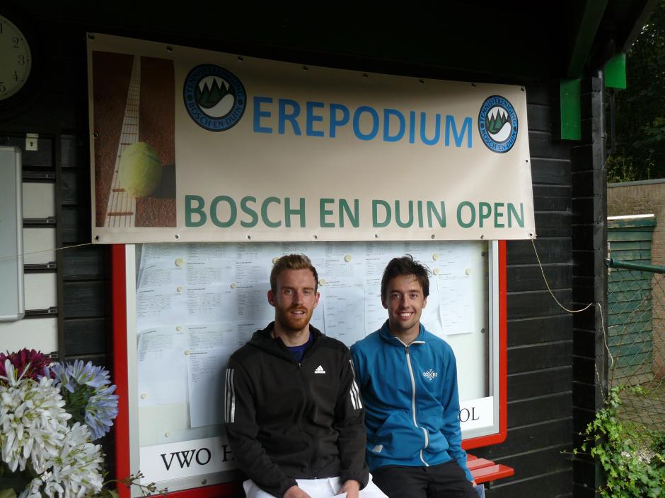 HE C 1 Robbin van Beijnhem 2. Tim Overmars