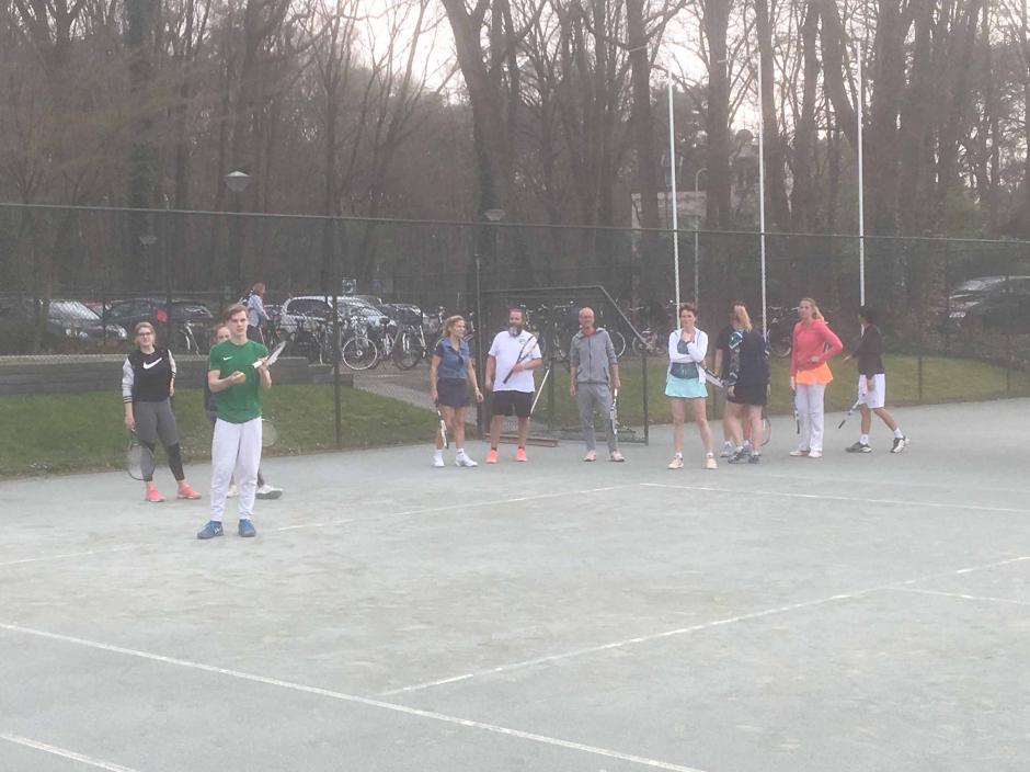 Competitie voorbereidingstoernooi 2019